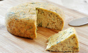 Vegan Almond Dill Cheese – The Colorful Kitchen – Dill Recipes Vegetarian