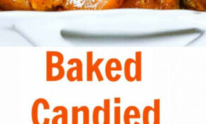 Vegan Baked Candied Yams | Healthier Steps – Healthy Yam Recipes