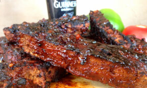 Vegan BBQ Ribs (Seitan) With Spicy Korean Or Spicy ..