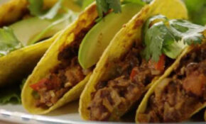 Vegan Bean Taco Filling – Recipe Vegetarian Tacos Filling
