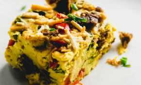 Vegan Breakfast Casserole – Vegan And Healthy Recipes