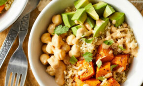 Vegan Buddha Bowl Recipe – EatingWell – Recipes Lunch Vegetarian