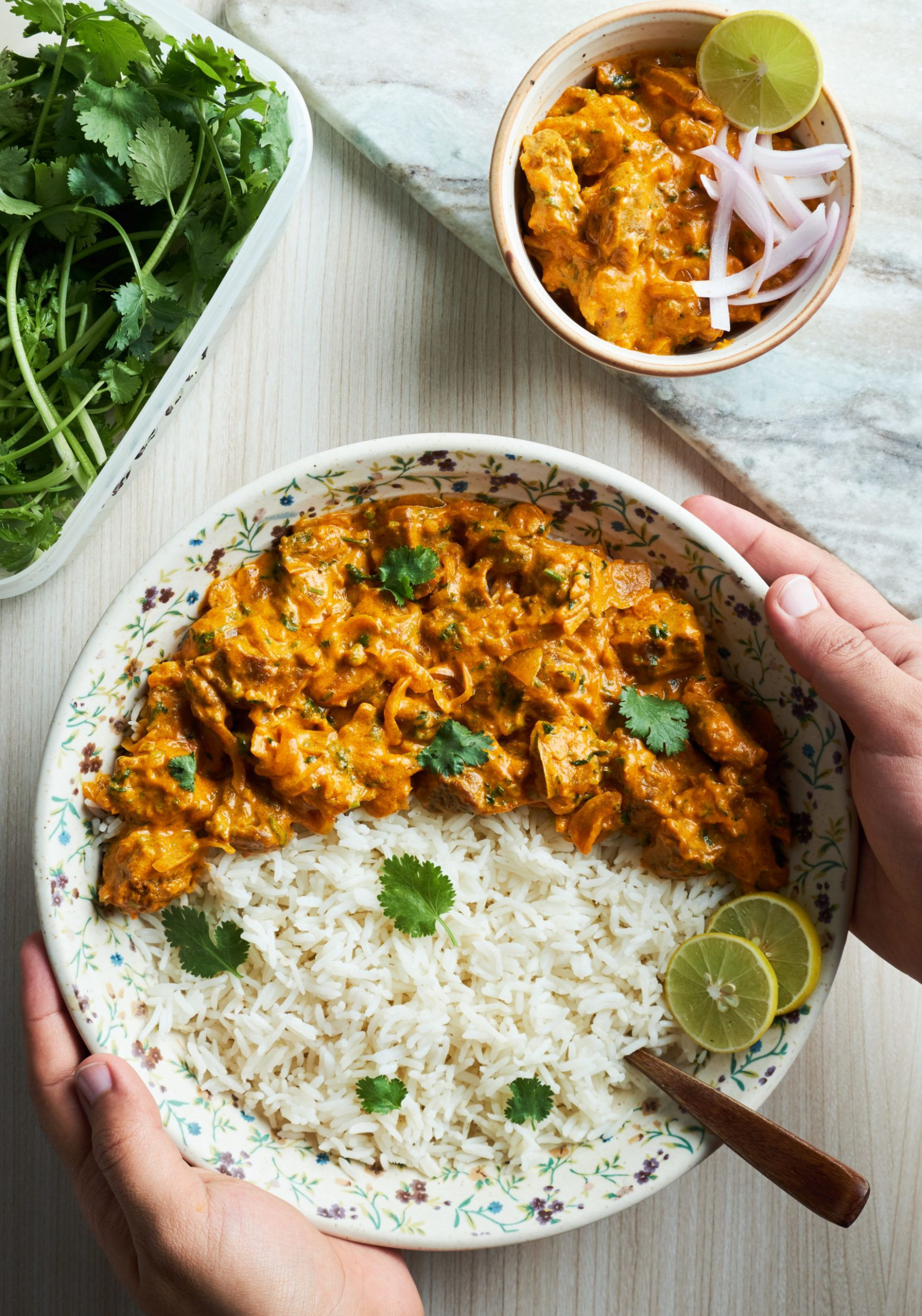 Vegan Butter Chicken - chicken and veg recipes