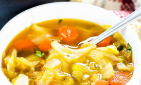 Vegan Cabbage Soup – Recipes Cabbage Soup Vegetarian