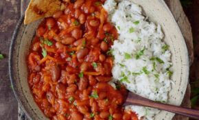 Vegan Chili Recipe – Recipe Vegetarian Red Beans And Rice