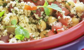 Vegan Couscous Salad With Chickpeas – Recipes With Couscous Vegetarian