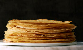 Vegan Crepes – Dinner Party Recipes
