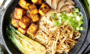 Vegan Crispy Tofu Ramen – Ramen Recipes Vegetarian