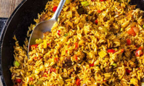 Vegan Dirty Rice – Rice Recipes Vegetarian