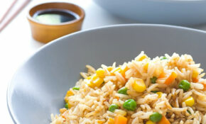Vegan Fried Rice – Simple Vegan Blog – Recipe Vegetarian Fried Rice