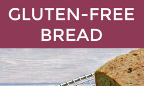 Vegan Gluten-free Bread - Whole Natural Life