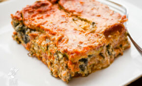 Vegan Gluten Free Lasagna – Recipes Vegetarian Lasagne