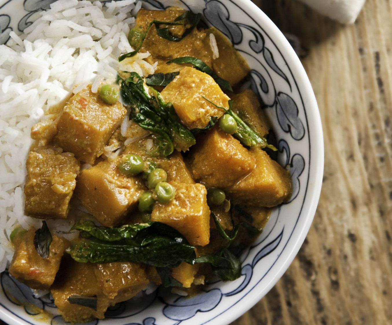Vegan Gluten Free Red Curry Tofu With Vegetables - Recipe Vegetarian Red Curry
