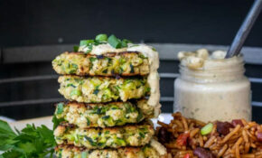 Vegan Gluten Free Zucchini Fritters Recipe – Recipes Gluten Free Finger Food