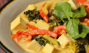 Vegan Green Curry – Recipes Vegetarian Curry