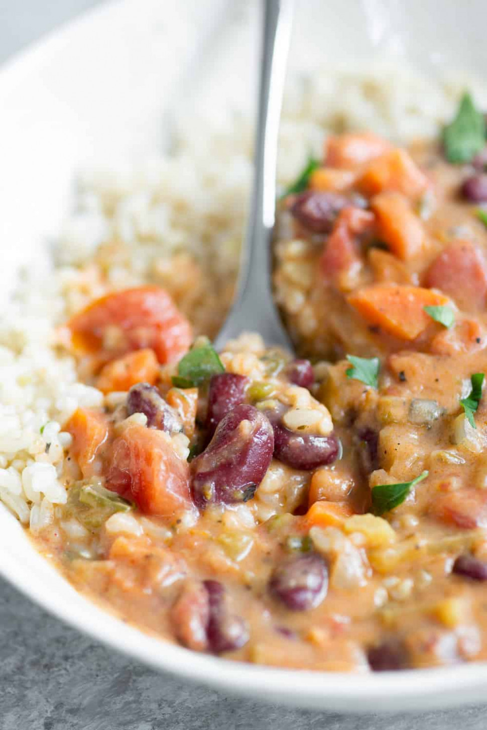 Vegan Gumbo - Delish Knowledge - Recipe Vegetarian Gumbo