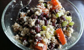 Vegan Hoppin' John Salad And An Aquafaba Update – Sideways ..