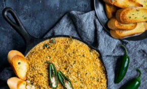 Vegan Jalapeño Popper Dip – Recipes Jalapeno Poppers Vegetarian