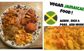 Vegan Jamaican Food | Rice & Peas , Ackee & Dumplings And More ! – Recipes Jamaican Food