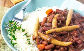 Vegan Jamaican Stew Peas – Recipes Vegetarian Stew