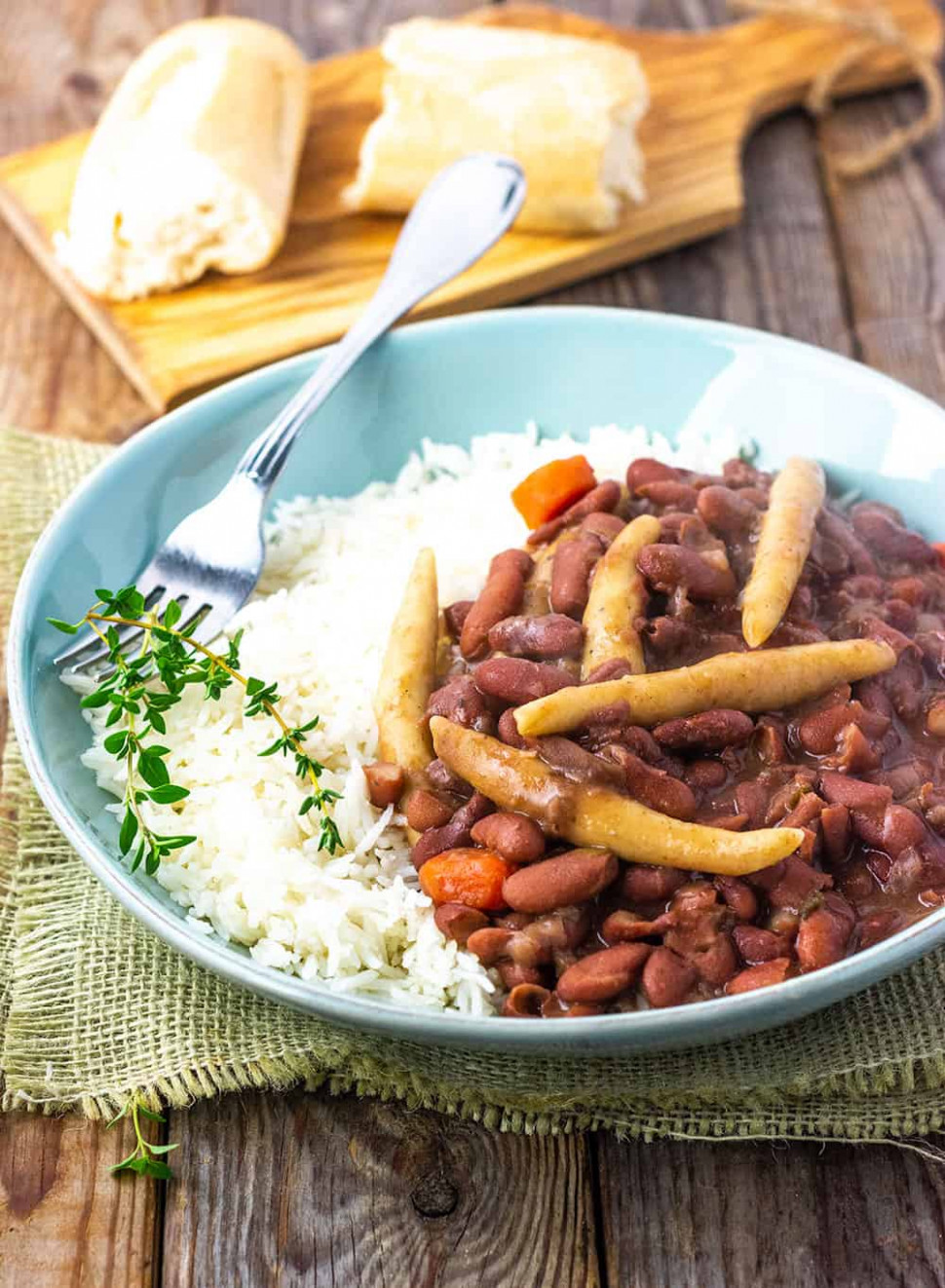 Vegan Jamaican Stew Peas - recipes vegetarian stew
