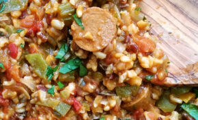 Vegan Jambalaya – Healthy Recipes Jambalaya