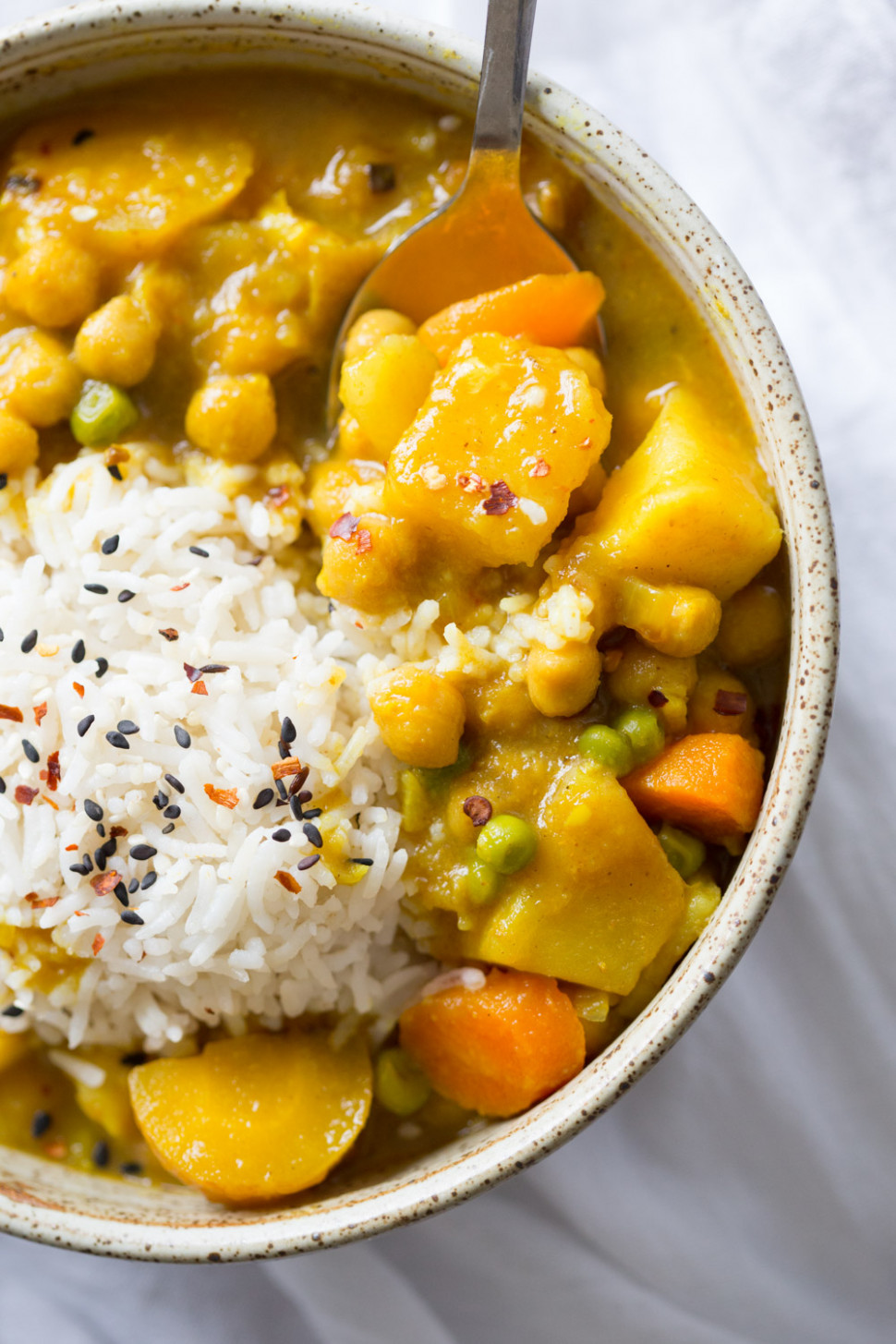 Vegan Japanese Curry in Instant Pot (Saucepan Option ..