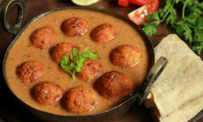 Vegan Kofta Curry