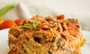 Vegan Lasagna – Recipes For Vegetarian Lasagna