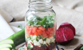 VEGAN Mason Jar Soup Recipes To Eat Your Veggies Easily ..