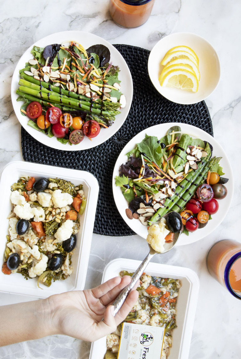 Vegan Meal Delivery – Fresh, Ready To Eat | Fresh N' Lean - Non Dairy Recipes Dinner