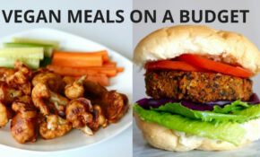 VEGAN MEALS ON A BUDGET (UNDER $3) – YouTube – Dinner Recipes On A Budget