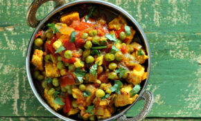 Vegan Mutter Paneer – Spiced Peas And Tempeh Curry From ..