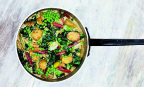 Vegan New Potato, Chard And Coconut Curry Recipe – Recipes Vegetarian Uk