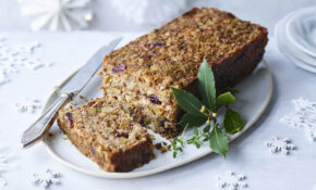 Vegan Nut Roast – Recipe Vegetarian Nut Loaf