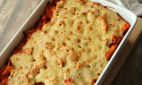 Vegan Pasta Bake – Rich And Creamy! – Loving It Vegan – Pasta Bake Recipes Vegetarian