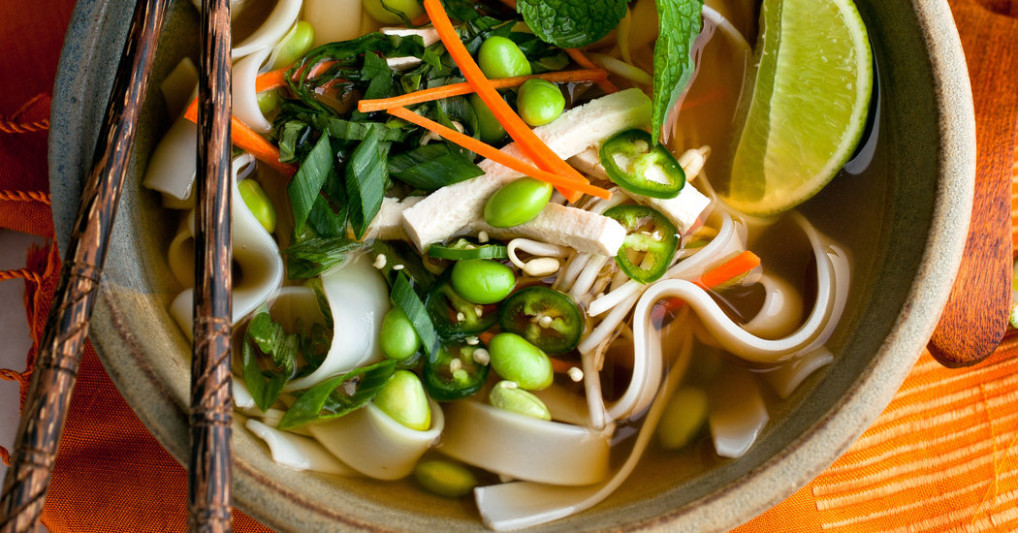 Vegan Pho With Carrots — Recipes for Health - The New York ..