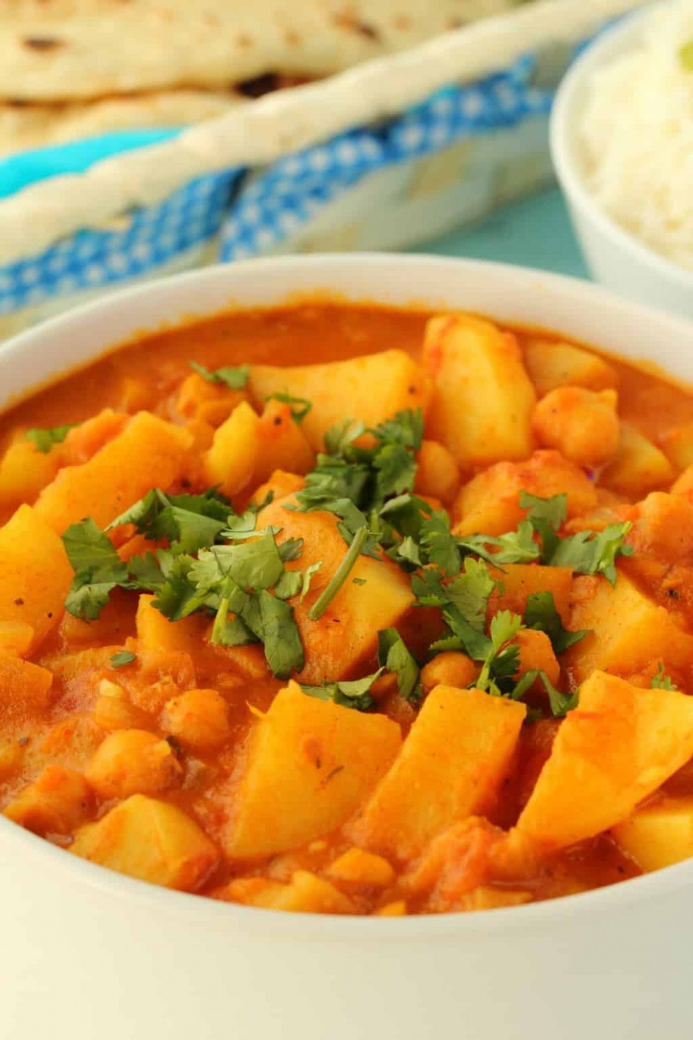 Vegan Potato Curry - Food Recipes Veg