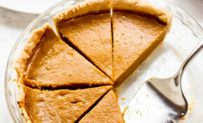 Vegan Pumpkin Pie – Gluten Free – Healthy Recipes Using Pumpkin Puree