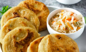 Vegan Pupusa Recipe – Vegan And Healthy Recipes