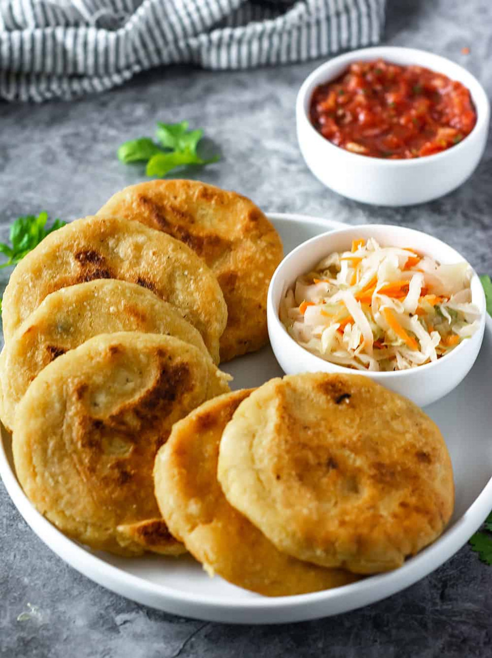 Vegan Pupusa Recipe - vegan and healthy recipes