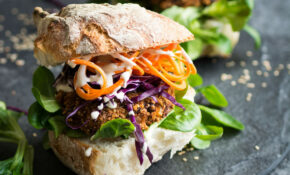 Vegan Quinoa And Kidney Bean Burgers – Recipes Kidney Beans Vegetarian