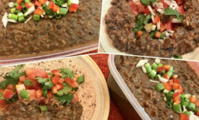 Vegan Refried Beans – Traditional Mexican Food Recipes