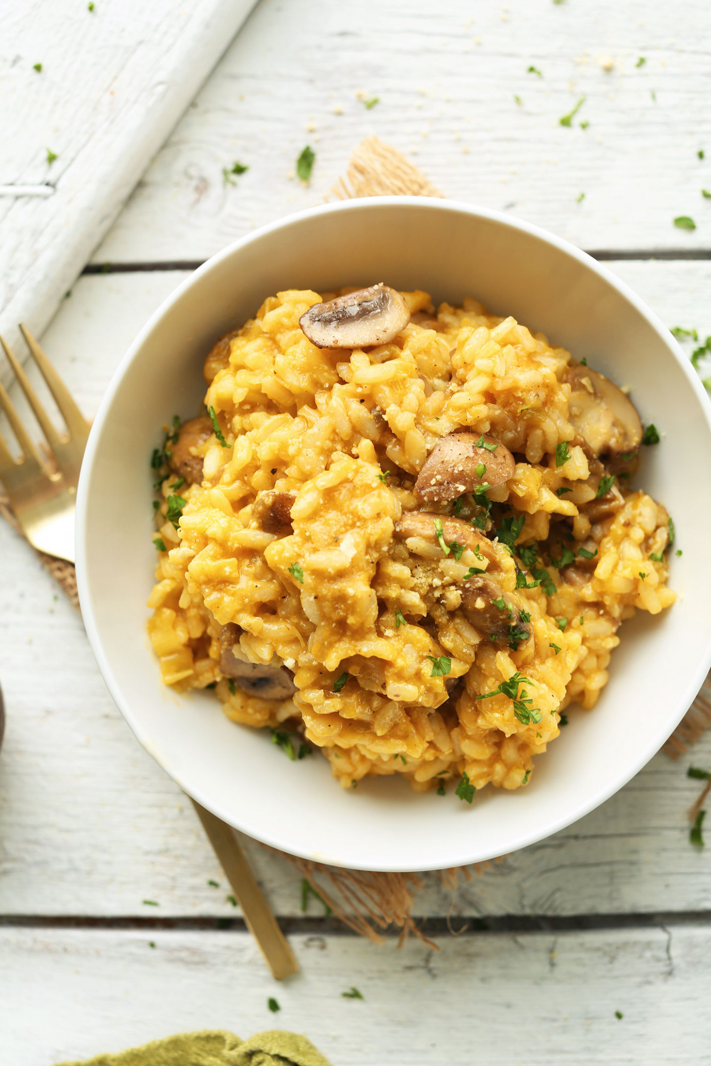 Vegan Risotto Recipes Guaranteed to please | VegKitchen