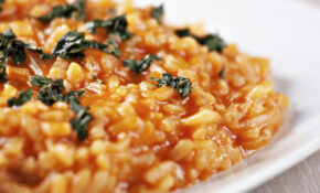 Vegan Risotto With Sun Dried Tomatoes – Recipes Risotto Vegetarian