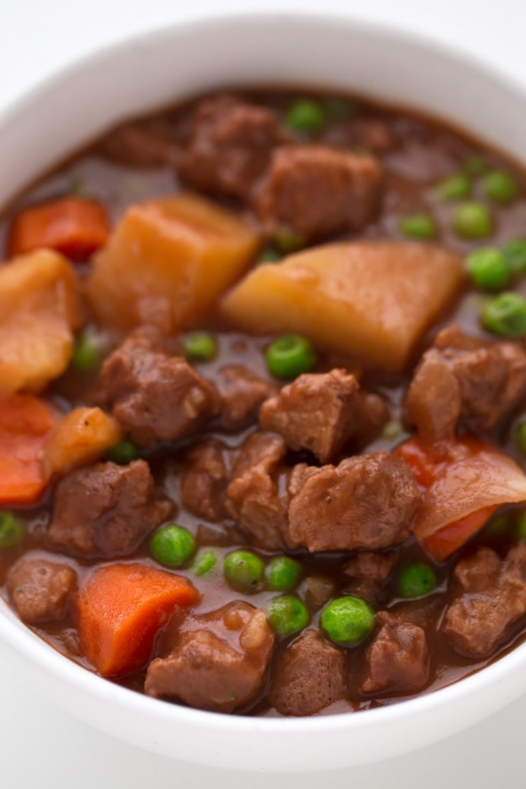 Vegan Spanish Beef Stew - Simple Vegan Blog - recipes vegetarian stew