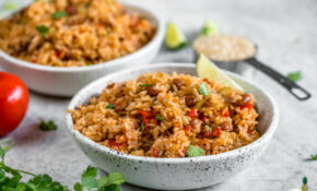 Vegan Spanish Rice And Beans | Easy & Healthy Rice Cooker Meal – Recipes Beans And Rice Vegetarian