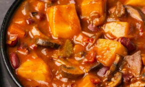 Vegan Stew – Recipes Vegetarian Stew