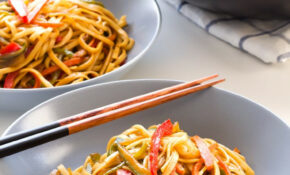 Vegan Stir Fried Udon Noodles – Simple Vegan Blog – Noodle Recipes Vegetarian