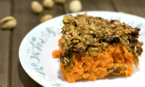 Vegan Sweet Potato Casserole – Sweet Potato Recipes Vegetarian